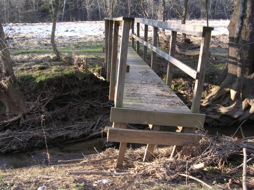 bridge near riffle ford rd
