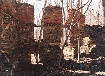 Clopper Mill Ruins