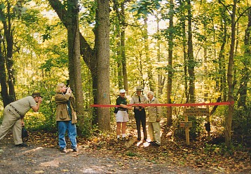 Trail Opening Picture